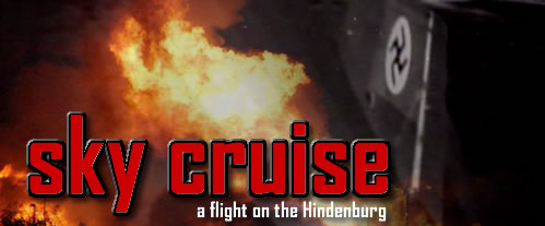 SKy Cruise : a flight on the hindenburg