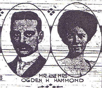Ogden and Mrs Hammond
