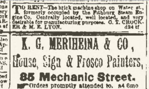 Meriheina Advert